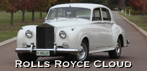 perth rolls royce silver cloud, wedding car