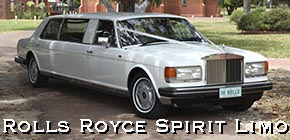 perth rolls royce spirit limo hire