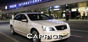 perth limo hire, aiport transfers