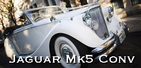 perth jaguar mk5, wedding cars