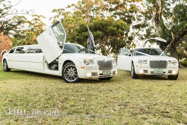 chrysler 300c limousines