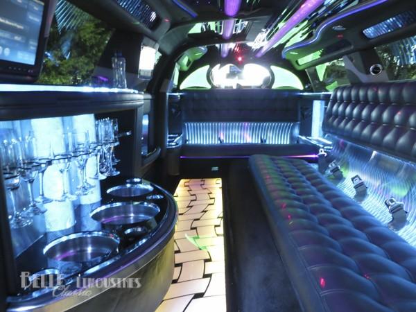 jet door chrysler limousine service