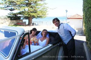 Belle Classic wedding cars