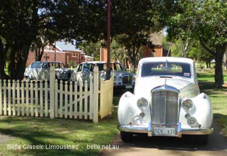 perth wedding limousines
