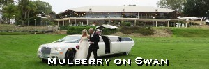 limos at mulberry on swan