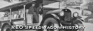 reo vintage limousine