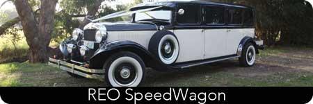 vintage limo hire