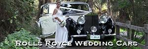 rolls royce wedding limousines