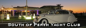 limousines at south perth yacht club