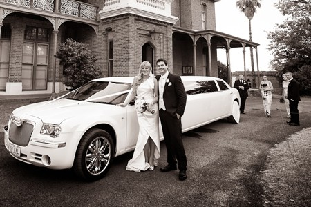 wedding limos perth