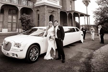 wedding limos perth