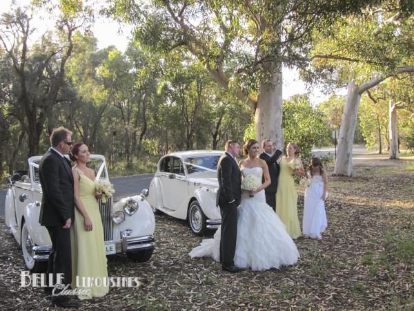 jaguar bridal transport