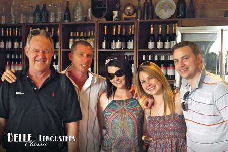 swan valley wine tour