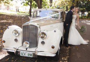 Belle Classic wedding cars Perth