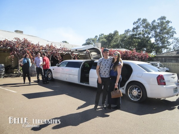 jet door limousine hire