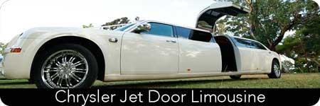 jet door limousine