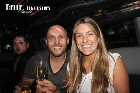 birthday limo hire