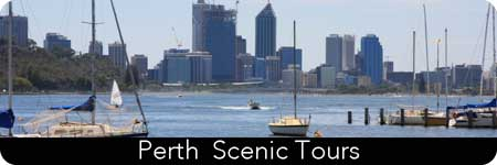limousine tours of perth