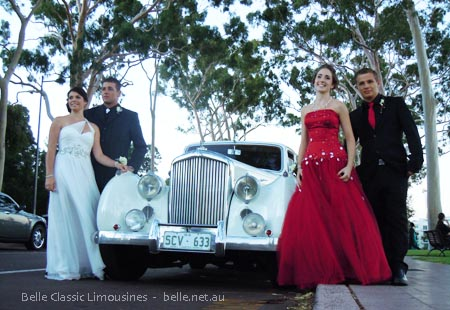 Bentley limousine hire Perth