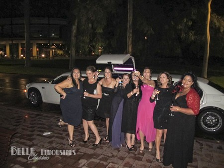 limousines in perth