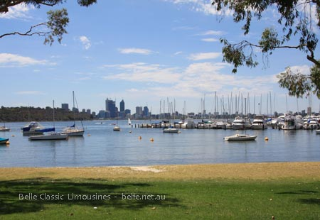 Swan River tours