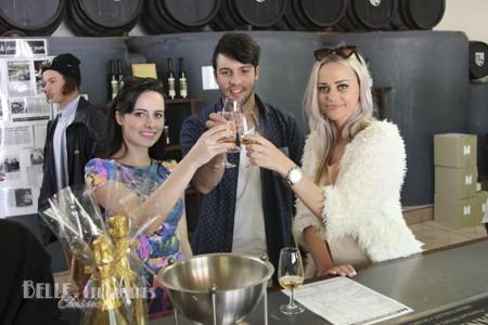 wine tour venues