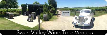 wine tours in perth