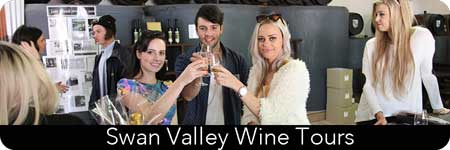 limo tours of the swan valley
