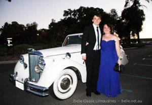 Jaguar limousine hire Perth