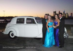 Limousine hire Perth