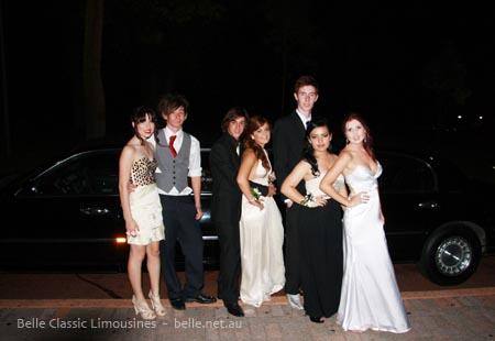 School Ball Limousine