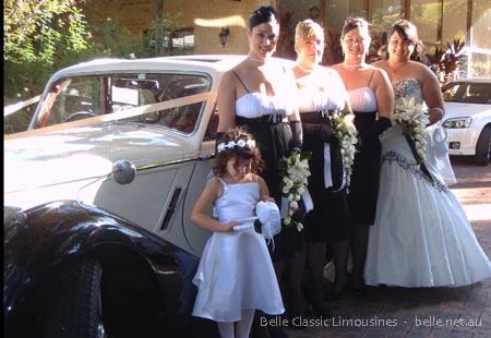 Wedding car-hire-perth