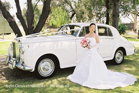 Rolls Royce wedding cars Perth