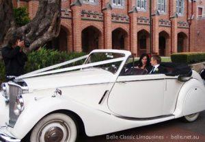 wedding limo perth wa