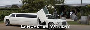 chrysler limo wine tour