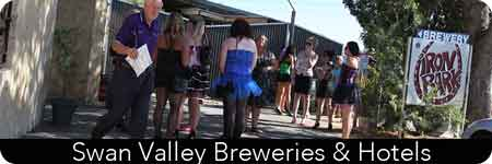 brewery tours of the valley