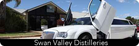 swan valley limousine tours