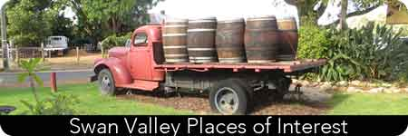 interesting places in the valley