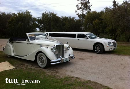 perth wedding car hire