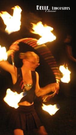 wedding fire dance perth 45