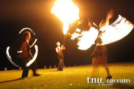wedding fire dancers 45