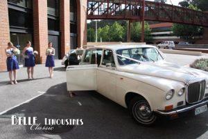 daimler wedding cars