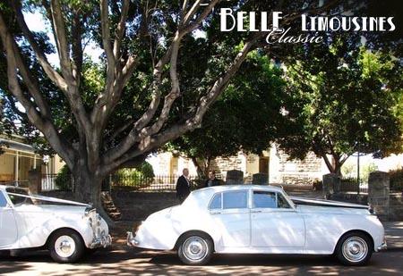 perth wedding cars