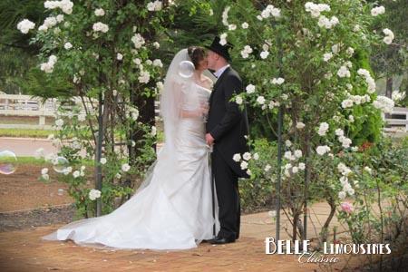 swan valley wedding car hire