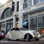 city wedding car hire
