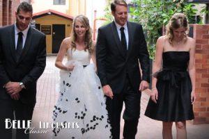 perth wedding car photography