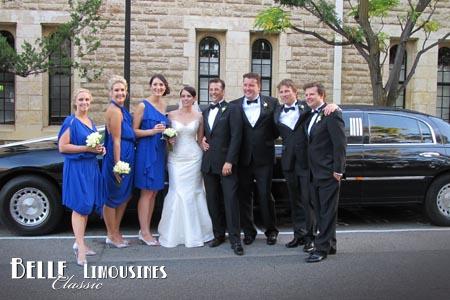 uwa wedding limousine
