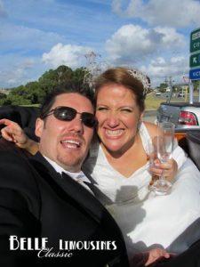 perth wedding limos