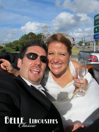 perth wedding limos
