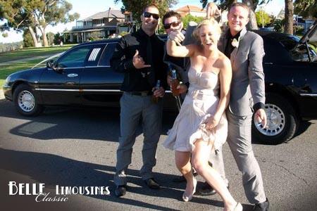 lincoln limousines perth